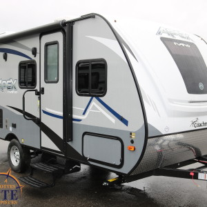 Apex Nano 185 BH 2019 - LM Cossette inc. vr roulotte fifth wheel caravane rv travel trailer - grey wolf cherokee wolf pup arctic wolf kodiak