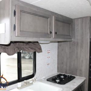 Apex Nano 185 BH 2019 - LM Cossette inc. vr roulotte fifth wheel caravane rv travel trailer - grey wolf cherokee wolf pup arctic wolf kodiak