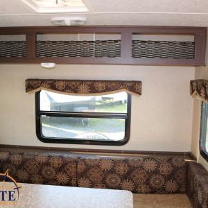 Gazelle Trek G-155 2011 - LM Cossette inc. vr roulotte fifth wheel caravane rv travel trailer cherokee grey wolf wolf pup apex kodiak arctic Wolf