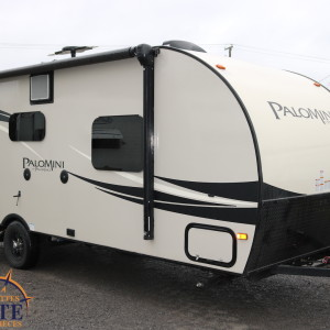 Palomini 181 FBS 2016 - LM Cossette inc. vr roulotte fifth wheel caravane rv travel trailer - cherokee grey wolf pup arctic wolf apex nano kodiak