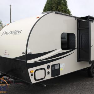 Palomini 181 FBS 2016 - LM Cossette inc. vr roulotte fifth wheel caravane rv travel trailer - cherokee grey wolf pup arctic wolf apex nano kodiak