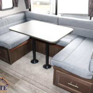 Cherokee 274 DBH 2019 - LM Cossette inc. vr roulotte fifth wheel caravane rv travel trailer grey wolf pup kodiak arctic wolf