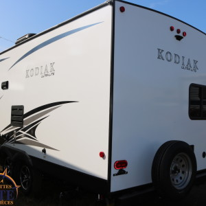 Kodiak 227 BH 2019 - LM Cossette inc. vr roulotte fifth wheel caravane rv travel trailer - grey wolf pup cherokee apex nano kodiak