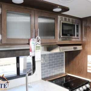 Grey Wolf 26 DBH 2019 - LM Cossette inc. vr roulotte fifth wheel caravane rv travel trailer - cherokee apex nano arctic wolf pup kodiak