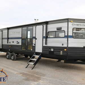 Cherokee 304 VFK 2019 - LM Cossette inc. vr roulotte fifth wheel caravane rv travel trailer - wolf pup grey wolf arctic wolf kodiak apex nano