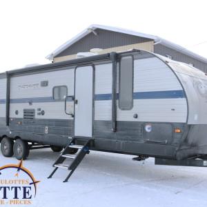 Cherokee 294 BH 2019 - LM Cossette inc. vr roulotte fifth wheel caravane rv travel trailer - cherokee grey wolf pup apex nano kodiak aspen trail cub arctic wolf alpha wolf