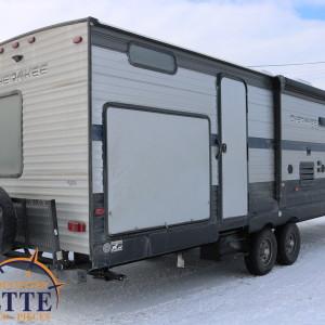 Cherokee 294 BH 2019 - LM Cossette inc. vr roulotte fifth wheel caravane rv travel trailer - cherokee grey wolf pup apex nano kodiak aspen trail cub arctic wolf alpha wolf