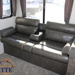 Cherokee 274 VFK 2019 - LM Cossette inc. vr roulotte fifth wheel caravane rv travel trailer - Cherokee grey wolf pup alpha wolf arctic wolf kodiak apex nano cub aspen trail