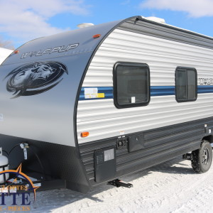 Wolf Pup 16 BHS 2019 - LM Cossette inc. vr roulotte fifth wheel caravane rv travel trailer - Cherokee grey wolf pup alpha wolf arctic wolf kodiak apex nano cub aspen trail