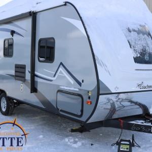 Apex Nano 213 RDS 2019 - LM Cossette inc. vr roulotte fifth wheel caravane rv travel trailer - cherokee grey wolf pup kodiak aspen trail arctic wolf alpha wolf cub apex nano