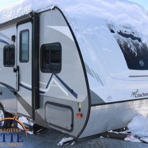 Apex Nano 185 BH 2019 - LM Cossette inc. vr roulotte fifth wheel caravane rv travel trailer - cherokee grey wolf pup kodiak aspen trail arctic wolf alpha wolf cub apex nano