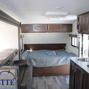 Wolf Pup 18 TO 2019 - LM Cossette inc. vr roulotte fifth wheel caravane rv travel trailer - cherokee grey wolf pup kodiak aspen trail arctic wolf alpha wolf cub apex nano