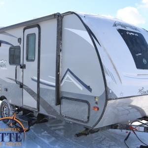 Apex Nano 191 RBS 2020- LM Cossette inc. vr roulotte fifth wheel caravane rv travel trailer - cherokee grey wolf pup kodiak aspen trail arctic wolf alpha wolf cub apex nano