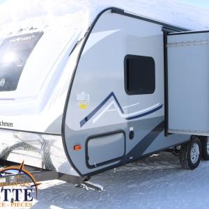 Apex Nano 203 RBK 2019 - LM Cossette inc. vr roulotte fifth wheel caravane rv travel trailer - cherokee grey wolf pup kodiak aspen trail arctic wolf alpha wolf cub apex nano