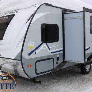 Apex Nano 193 BHS 2019 - LM Cossette inc. vr roulotte fifth wheel caravane rv travel trailer - cherokee grey wolf pup kodiak aspen trail arctic wolf alpha wolf cub apex nano