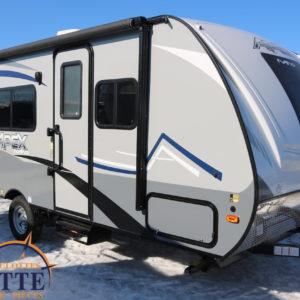 Apex Nano 187 RB 2020 - LM Cossette inc. vr roulotte fifth wheel caravane rv travel trailer - cherokee grey wolf pup kodiak aspen trail arctic wolf alpha wolf cub apex nano