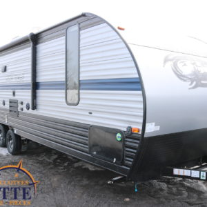 Grey Wolf 23 MK 2019 - LM Cossette inc. vr roulotte fifth wheel caravane rv travel trailer - cherokee grey wolf pup kodiak aspen trail arctic wolf alpha wolf cub apex nano