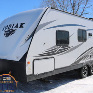 KODIAK Cub 198 BHSL 2019 - LM Cossette inc. vr roulotte fifth wheel caravane rv travel trailer - cherokee grey wolf pup kodiak aspen trail arctic wolf alpha wolf cub apex nano