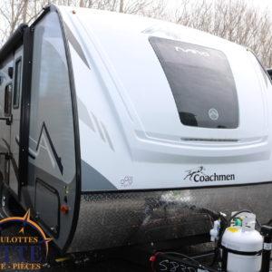 Apex Nano 203 RBK 2019 LM Cossette inc. vr roulotte fifth wheel caravane rv travel trailer - cherokee grey wolf pup kodiak aspen trail arctic wolf alpha wolf cub apex nano