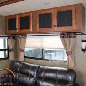 Breckenridge Lakeview 40 FKBH 2016 LM Cossette inc. vr roulotte fifth wheel caravane rv travel trailer - cherokee grey wolf pup kodiak aspen trail arctic wolf alpha wolf cub apex nano