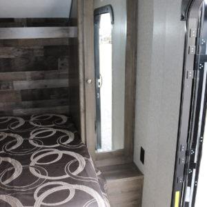 Aspen Trail LE 1760 BH 2020 -LM Cossette inc. vr roulotte fifth wheel caravane rv travel trailer - cherokee grey wolf pup kodiak aspen trail arctic wolf alpha wolf cub apex nano
