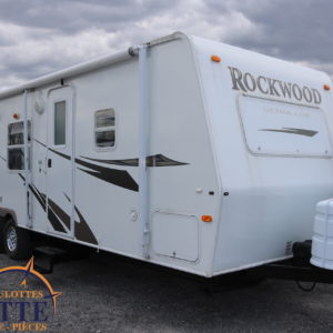 Rockwood 2607 2008 -LM Cossette inc. vr roulotte fifth wheel caravane rv travel trailer - cherokee grey wolf pup kodiak aspen trail arctic wolf alpha wolf cub apex nano