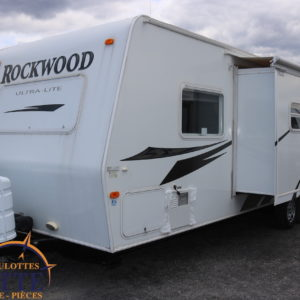 Rockwood 2607 2008 -LM Cossette inc. vr roulotte fifth wheel caravane rv travel trailer - cherokee grey wolf pup kodiak aspen trail arctic wolf alpha wolf cub apex nano