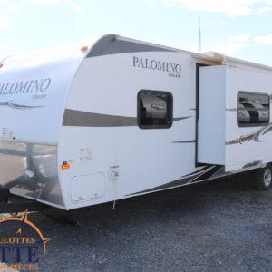 Palomino T-276 2012 LM Cossette inc. vr roulotte fifth wheel caravane rv travel trailer - cherokee grey wolf pup kodiak aspen trail arctic wolf alpha wolf cub apex nano roulotte a vendre trois-rivières