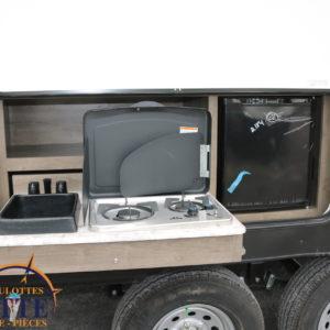 Aspen Trail 2610 RKS 2020 LM Cossette inc. vr roulotte fifth wheel caravane rv travel trailer - cherokee grey wolf pup kodiak aspen trail arctic wolf alpha wolf cub apex nano roulotte a vendre trois-rivières