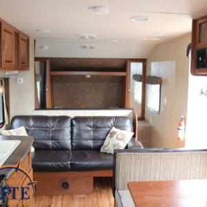 Wildwood X-Lite 261 BHXL 2015 LM Cossette inc. vr roulotte fifth wheel caravane rv travel trailer - cherokee grey wolf pup kodiak aspen trail arctic wolf alpha wolf cub apex nano roulotte a vendre trois-rivières