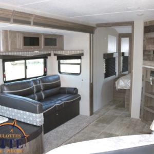 Aspen Trail 2850 BHS 2020 -- LM Cossette inc. vr roulotte fifth wheel caravane rv travel trailer - cherokee grey wolf pup kodiak aspen trail arctic wolf alpha wolf cub apex nano roulotte a vendre trois-rivières