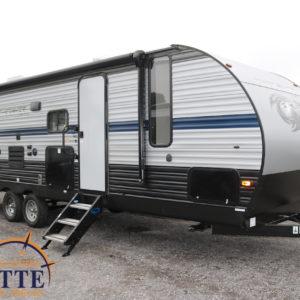 Cherokee 274 DBH 2020 -LM Cossette inc. vr roulotte fifth wheel caravane rv travel trailer - cherokee grey wolf pup kodiak aspen trail arctic wolf alpha wolf cub apex nano roulotte a vendre trois-rivières