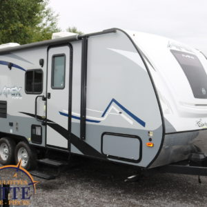 Apex Nano 203 RBK 2019 -LM Cossette inc. vr roulotte fifth wheel caravane rv travel trailer - cherokee grey wolf pup kodiak aspen trail arctic wolf alpha wolf cub apex nano roulotte a vendre trois-rivières