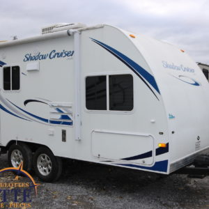 Shadow Cruiser 185 FBS 2010 -LM Cossette inc. vr roulotte fifth wheel caravane rv travel trailer - cherokee grey wolf pup kodiak aspen trail arctic wolf alpha wolf cub apex nano roulotte a vendre trois-rivières
