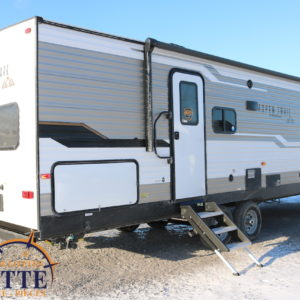 Aspen Trail 2851 BHS 2020 -LM Cossette inc. vr roulotte fifth wheel caravane rv travel trailer - cherokee grey wolf pup kodiak aspen trail arctic wolf alpha wolf cub apex nano roulotte a vendre trois-rivières