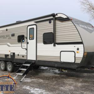 Aspen Trail 2911 BHS 2020 -LM Cossette inc. vr roulotte fifth wheel caravane rv travel trailer - cherokee grey wolf pup kodiak aspen trail arctic wolf alpha wolf cub apex nano roulotte a vendre trois-rivières