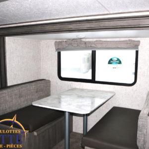 Apex Nano 191 RBS 2020 -LM Cossette inc. vr roulotte fifth wheel caravane rv travel trailer - cherokee grey wolf pup kodiak aspen trail arctic wolf alpha wolf cub apex nano roulotte a vendre trois-rivières-