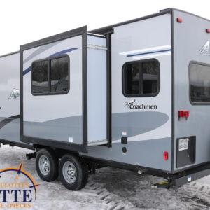 Apex Nano 213 RDS 2020 -LM Cossette inc. vr roulotte fifth wheel caravane rv travel trailer - cherokee grey wolf pup kodiak aspen trail arctic wolf alpha wolf cub apex nano roulotte a vendre trois-rivières