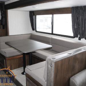 Grey Wolf 26 DBH 2020 -LM Cossette inc. vr roulotte fifth wheel caravane rv travel trailer - cherokee grey wolf pup kodiak aspen trail arctic wolf alpha wolf cub apex nano roulotte a vendre trois-rivières