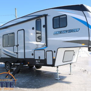 Arctic Wolf 271 RK 2020 -LM Cossette inc. vr roulotte fifth wheel caravane rv travel trailer - cherokee grey wolf pup kodiak aspen trail arctic wolf alpha wolf cub apex nano roulotte a vendre trois-rivières