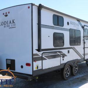 Kodiak 227 BH 2020 -LM Cossette inc. vr roulotte fifth wheel caravane rv travel trailer - cherokee grey wolf pup kodiak aspen trail arctic wolf alpha wolf cub apex nano roulotte a vendre trois-rivières