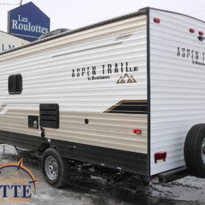 Aspen Trail 1950 BH 2020 -LM Cossette inc. vr roulotte fifth wheel caravane rv travel trailer - cherokee grey wolf pup kodiak aspen trail arctic wolf alpha wolf cub apex nano roulotte a vendre trois-rivières
