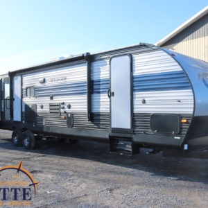 Cherokee 306 MM 2021--LM Cossette inc. vr roulotte fifth wheel caravane rv travel trailer - cherokee grey wolf pup kodiak aspen trail arctic wolf alpha wolf cub apex nano roulotte a vendre trois-rivières-