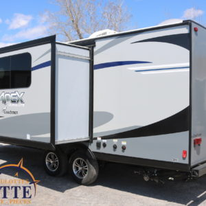 Apex 215 RBK 2021-LM Cossette inc. vr roulotte fifth wheel caravane rv travel trailer - cherokee grey wolf pup kodiak aspen trail arctic wolf alpha wolf cub apex nano roulotte a vendre trois-rivières-