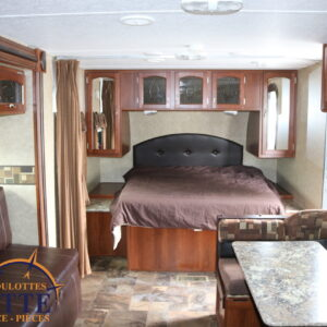 Tracer Air 250 2014 --LM Cossette inc. vr roulotte fifth wheel caravane rv travel trailer - cherokee grey wolf pup kodiak aspen trail arctic wolf alpha wolf cub apex nano roulotte a vendre trois-rivières