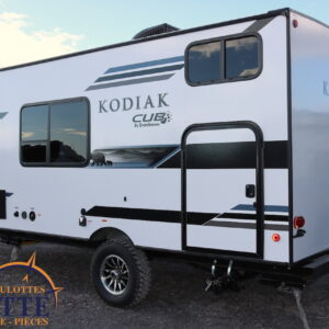 Kodiak Cub 175 BH 2021-LM Cossette inc. vr roulotte fifth wheel caravane rv travel trailer - cherokee grey wolf pup kodiak aspen trail arctic wolf alpha wolf cub apex nano roulotte a vendre trois-rivières