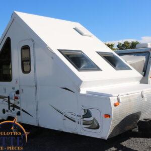 Rockwood A122S 2014 -LM Cossette inc. vr roulotte fifth wheel caravane rv travel trailer - cherokee grey wolf pup kodiak aspen trail arctic wolf alpha wolf cub apex nano roulotte a vendre trois-rivières