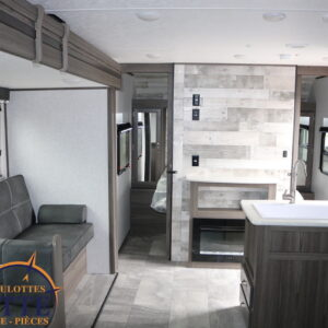 Kodiak SE 28 SBH 2021-LM Cossette inc. vr roulotte fifth wheel caravane rv travel trailer - cherokee grey wolf pup kodiak aspen trail arctic wolf alpha wolf cub apex nano roulotte a vendre trois-rivières