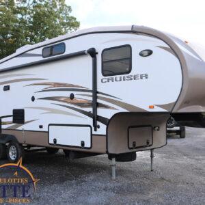 Cruiser 271 RLX 2013 --LM Cossette inc. vr roulotte fifth wheel caravane rv travel trailer - cherokee grey wolf pup kodiak aspen trail arctic wolf alpha wolf cub apex nano roulotte a vendre trois-rivières