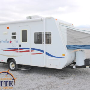 Jay Feather 17 C 2007-LM Cossette inc. vr roulotte fifth wheel caravane rv travel trailer - cherokee grey wolf pup kodiak aspen trail arctic wolf alpha wolf cub apex nano roulotte a vendre trois-rivières